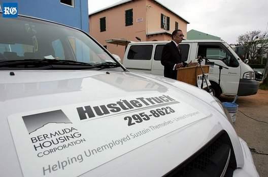 HUSTLE Truck