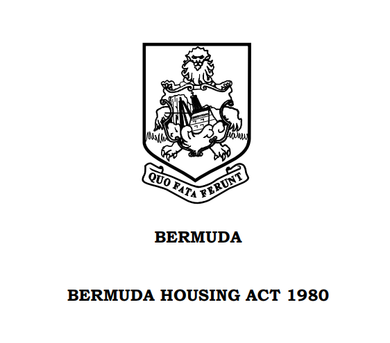 Bermuda Housing Act